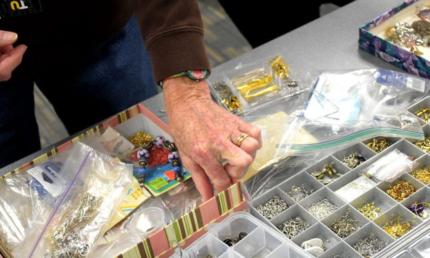 Osher Members Create Jewelry to Benefit House of Ruth Maryland