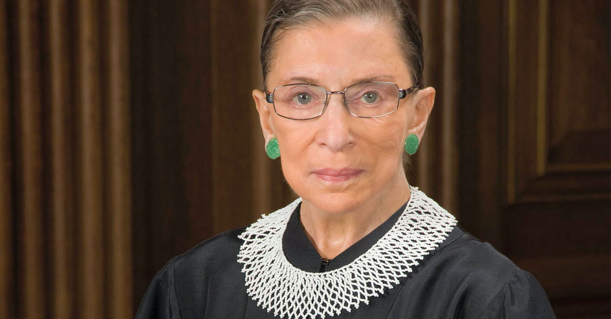 Justice Ginsburg's legacy on the economy