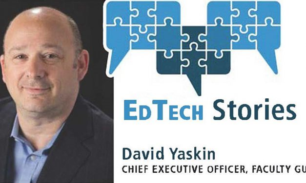 EdTech Leader Focused on Faculty and Student Success