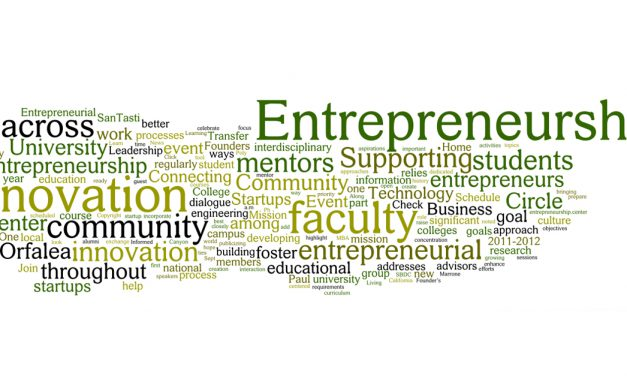 Lessons from Working in Partnerships, Outreach, and Entrepreneurship