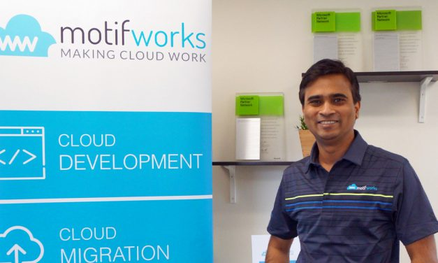 Motifworks Exits TU Incubator, Grows into Downtown Towson