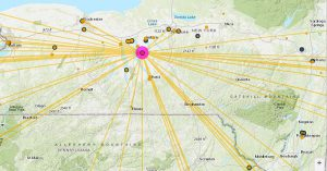 towson university center for gis story maps