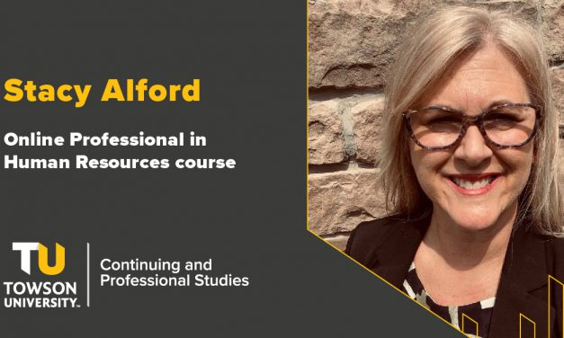 Student Success Story: Stacy Alford