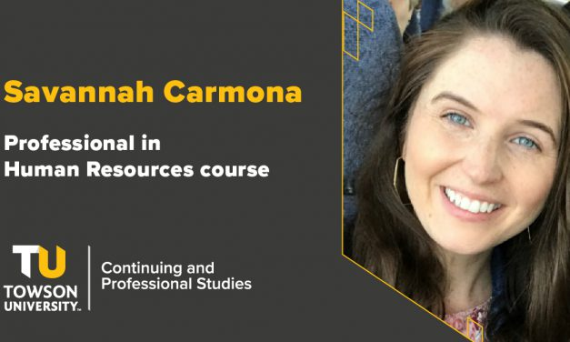 Student Success Story: Savannah Carmona