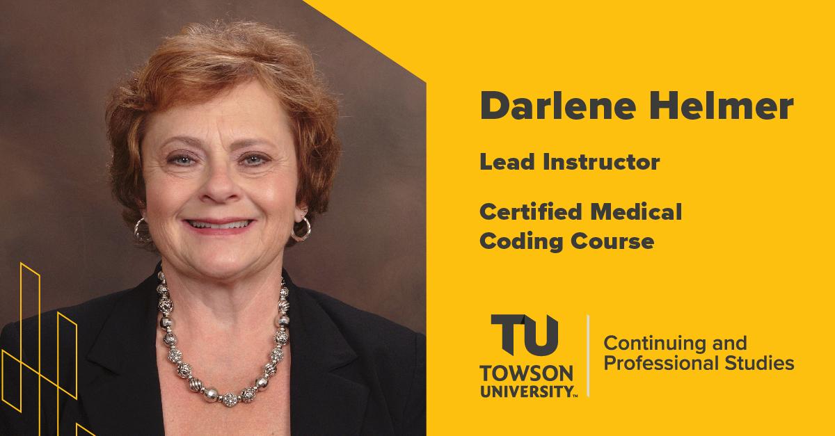 Instructor Spotlight: Darlene Helmer